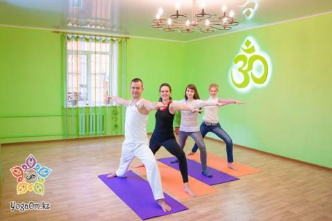 йога для начинающих в алматы