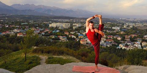 Йога Ом - обучение йоги в Алматы